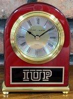 Clock, Desk Style, IUP Logo