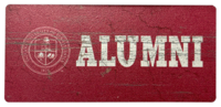 Magnet, Wooden, Alumni & IUP Seal