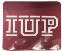 Mouse Pad, IUP Logo