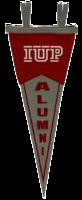 Pennant, Vertical, IUP Alumni