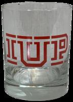 Rocks Glass, IUP Logo