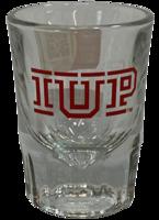 Shot Glass, IUP, 2 Ounce