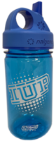 Sippy Cup, Blue, IUP Logo, by Nalgene