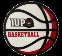 Sticker, IUP Basketball