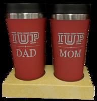 Tumbler Set, IUP, Mom & Dad
