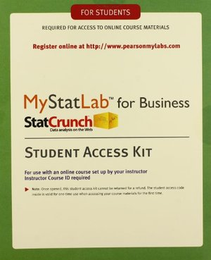 BUSINESS STATISTICS (EBOOK) W/MYSTATLAB | The Co-op Store