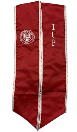 IUP Graduate Sash