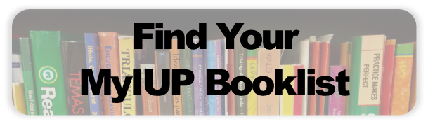 Find Your MyIUP Booklist